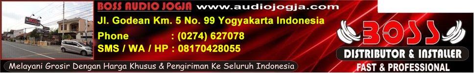 Audio Jogja